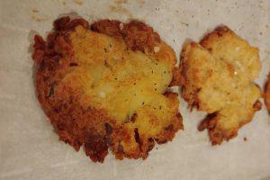 Crispy Smashed Potato Bites